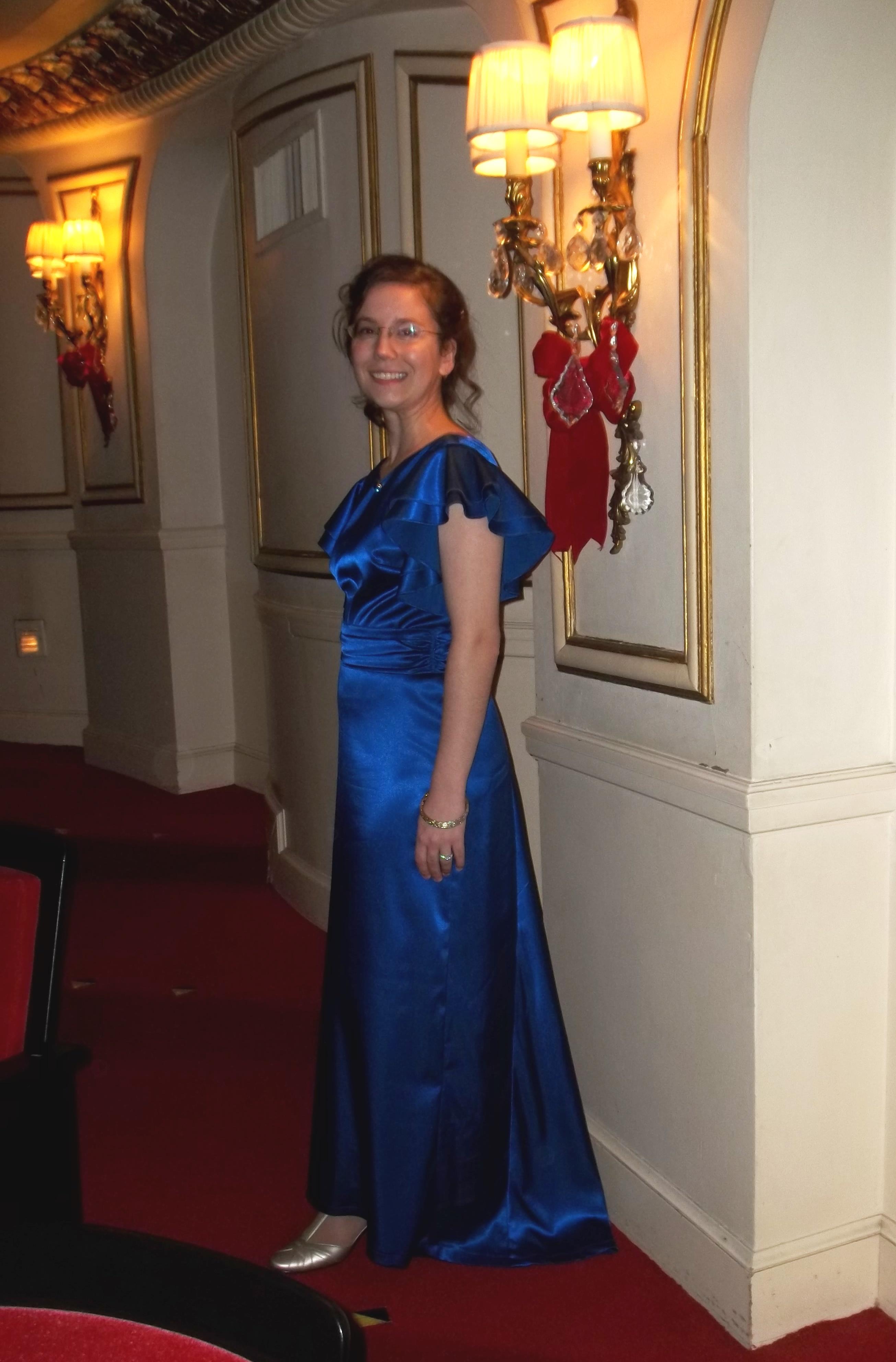evening gown | Seam Racer