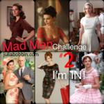mad men challenge 2 -2013