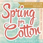 Spring for Cotton 2015 small badge