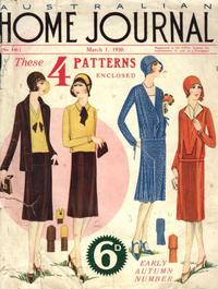 Home Journal 1920's