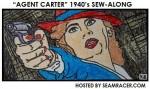 Agent Carter badge.80