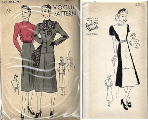 Vogue8158 late 30s combo