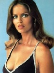 Barbara Bach - close-up