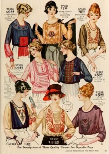 Perry, Dame & Co Catalog, New York styles, fall and winter 1919-1920