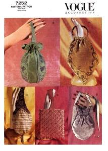 Vogue 7252 year 2000 pattern