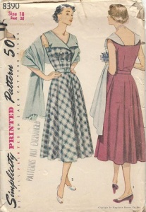 Simplicity 8390, cover front-comp,w