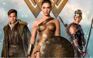 Wonder Woman amazon logo