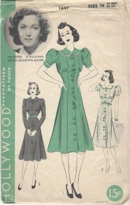 Hollywood 1647, year 1948, front cover-comp,w