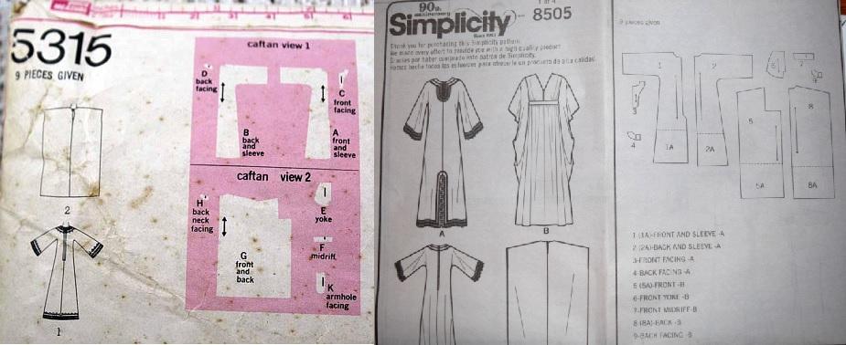Simplicity 8505 | Seam Racer