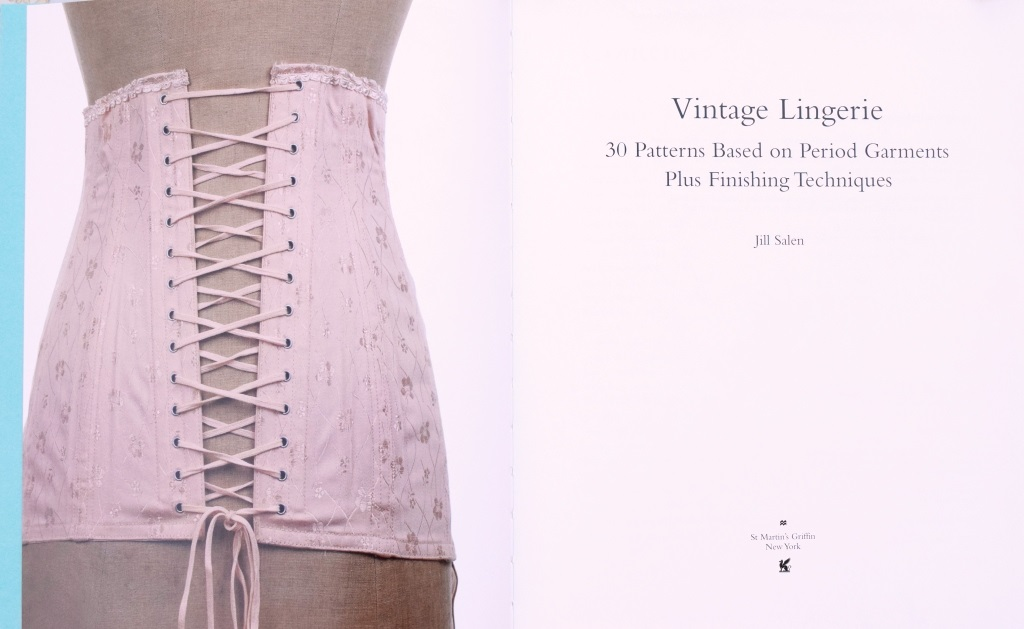 """cd59aab0527 Vintage Lingerie"""" by Jill Salen"""