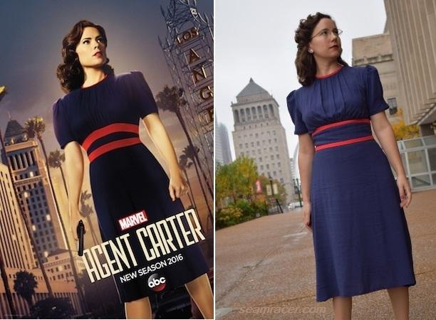 Season Two Promotional Poster-combo w my dress,w,p