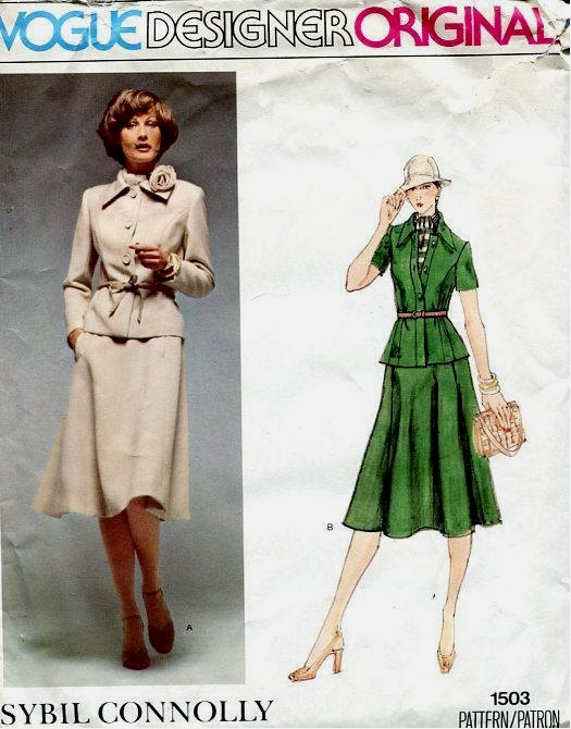 c5bd736bde Vintage Vogue pattern | Seam Racer