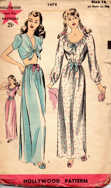 39c82830b2b vintage sewing pattern | Seam Racer