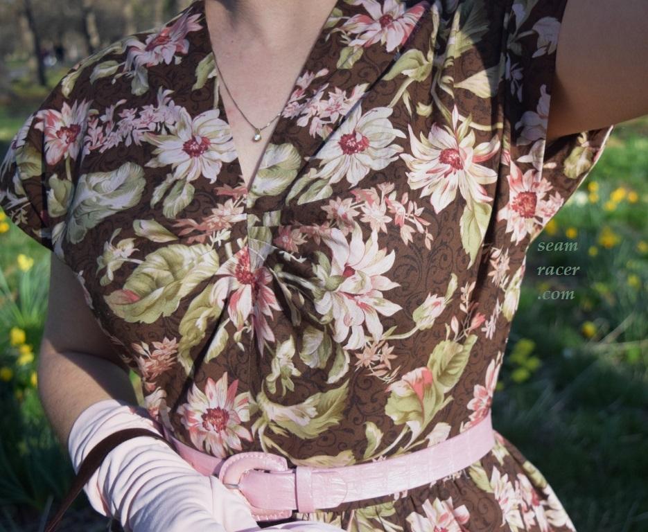 CUT Vintage Simplicity 8463 Sewing Pattern